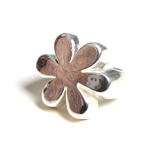 anillo flor