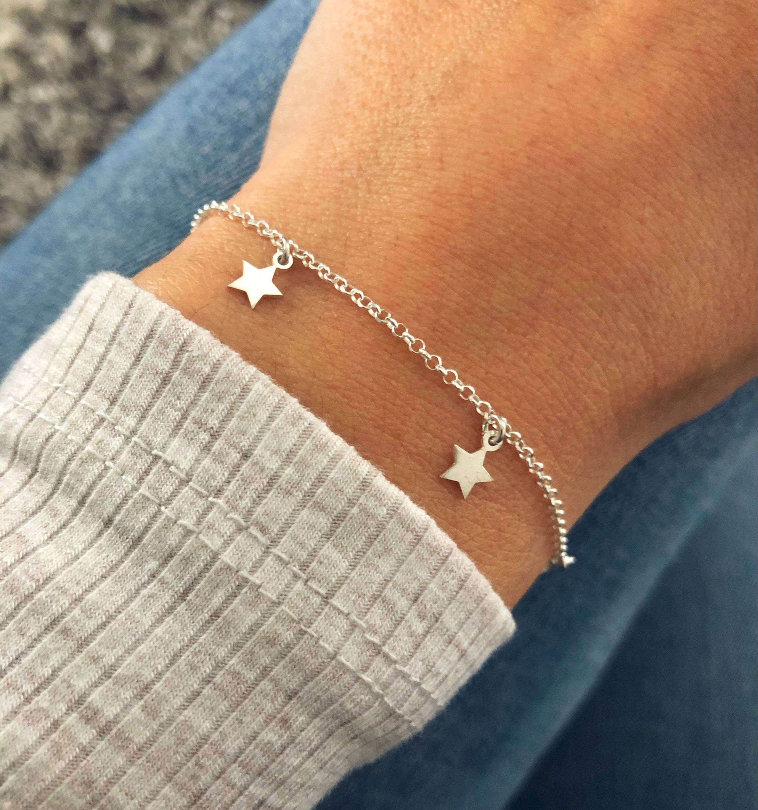 pulsera estrellas